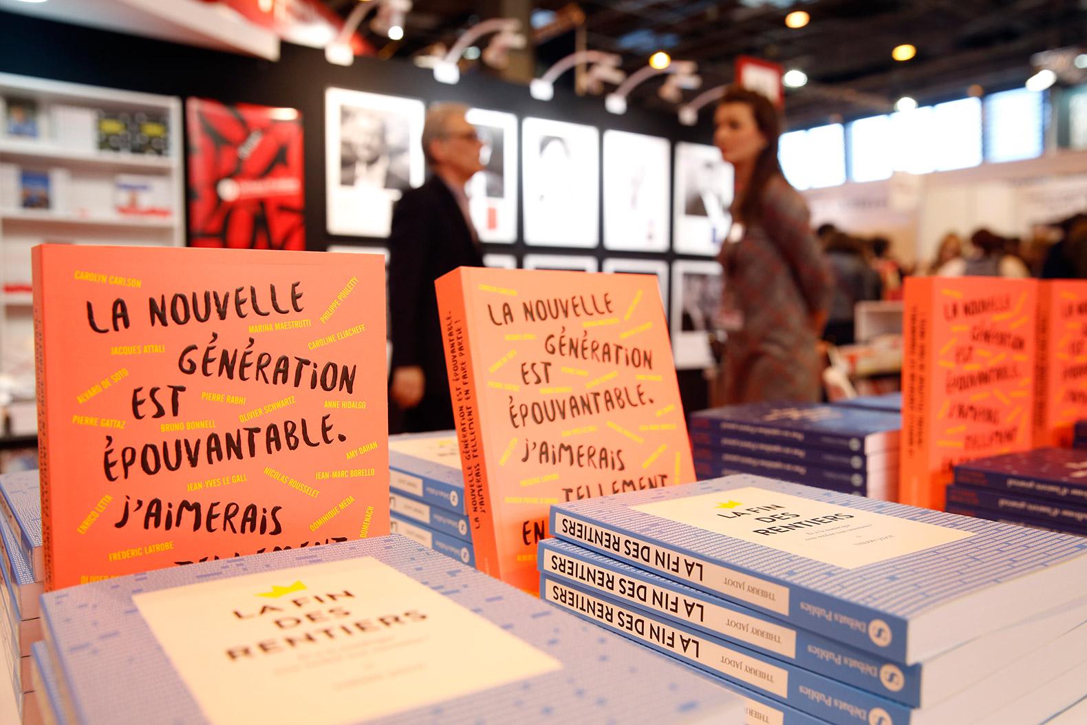 Accueil d bats publics - Salon du livre paris 2017 ...